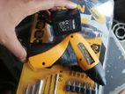 Eletikal screwdriver