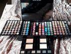 Miss Rose professional make-up eyeshadow box