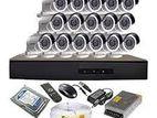 Original Samsung 16 Channel CCTV System