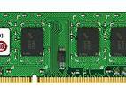 2 Pieces DDR3 2Gb Ram 1333mhz
