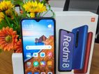 Xiaomi Redmi 8 4+64gb fresh boxed (Used)