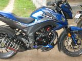 Honda Hornet 160R CBS BLUE 2020
