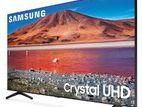 NEW TU 7000 65 INCH 4K LED TV WITH WARRANTY