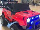 rechargeable children Jeep kar
