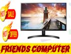 LG 22MK600M 21.5 Inch Full HD IPS Monitor (HDMI 2, VGA)(3Year)