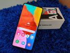 Samsung Galaxy A51 Full boxed (Used)