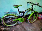 non gear cycle