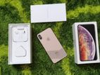 Apple iPhone XS Max 256gb gold just new (Used)