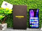 Xiaomi Pocophone F1 (6/128) full boxed (Used)