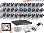 2MP Hikvision 30 Full HD CCTV Package
