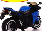 Baby R15 electric ride on motorbike