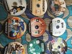 Ps2 game disks