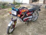 Yamaha RX 100 new model 2002
