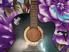 Guitar (Signature acoustic topaz made in india)