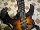 CAG semi Floyd electric guitar