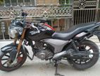 Keeway RKV 150  double disk 2014