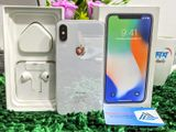 Apple iPhone X 256 GB Full Box (Used)