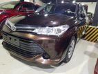 Toyota Axio G LTD Brown 2015