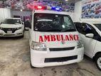 Toyota Hiace Ambulance ICU 2015