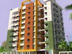Modern lake view New Apartment 1250 sft@Aftabnagar