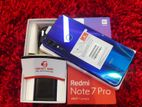 Xiaomi Redmi Note 7 Pro 6/64gb (full box) (Used)