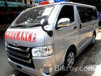 Toyota Hiace Ambulance, Dual AC 2015