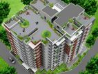 Ongoing & south facing Flat @ Zigatola ,Dhaka