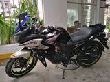Yamaha Fazer 10Yরেজিঃ ফুলফ্রেশ 2016