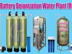 Auto Battery Water Plant Production Capacity 2400 Bottle
