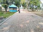 Khulna mostor more 80 feet rastar pase corner plot sale