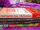 English medium A levels books