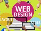 Website Design (WordPress CMS)