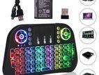 i10 magic Keyboard PC Android TV Box Smart