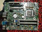 HP 61 Brand Mother board+Onnanno Computer Parts Bikroy hoba