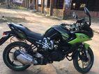 Yamaha Fazer 2013 Gren And Black