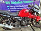 TVS Apache RTR red 2012