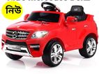 Chargeable Mercedes-Benz for Boys and Girls