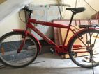 Duranta Knight Red Gents Bicycle 26""