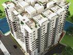Lucrative Condominium1300sft Lakeview side Flat@ Aftabnagar