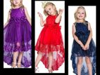 luxury party dress for girls