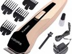 KEMEI KM-5015 WASHABLE BEARD HAIR TRIMMER FOR MEN