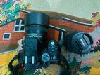 Nikon D5300 With 50mm 1.8G Prime & 18-55mm Kit Lens