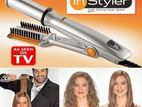 In styler The Rotating Iron, Hair Straightener And Curling Iron