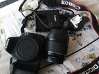 Canon 1200d camera sell dibo zoom lens 75-300