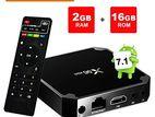 X96 Mini 2/16GB Android Smart TV Box