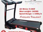 AC Motor 3.0HP Treadmill Jogway T25A