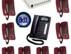 PABX & Intercom 08 Line Package,,,1(One),Year Replacement guarantee