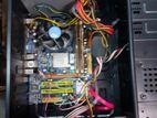 intel cor 2du ram 4gb 500gb good pc
