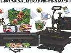 T-Shirt_Mug_Plate_Cap Printing Machine