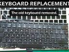 Macbook Pro Keyboard Replacement Repair